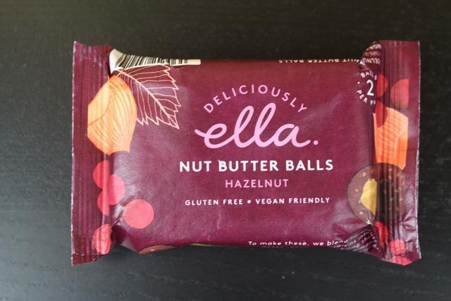Deliciously Ella Hazelnut Butter Ball 36g Pantry > Granola, Cereal, Oats & Bars