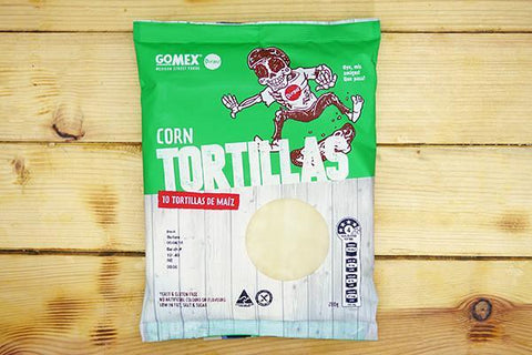 Tortillas 6in