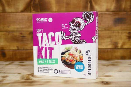 Diego's GoMex Soft Taco Kit 349g Pantry > Baking & Cooking Ingredients