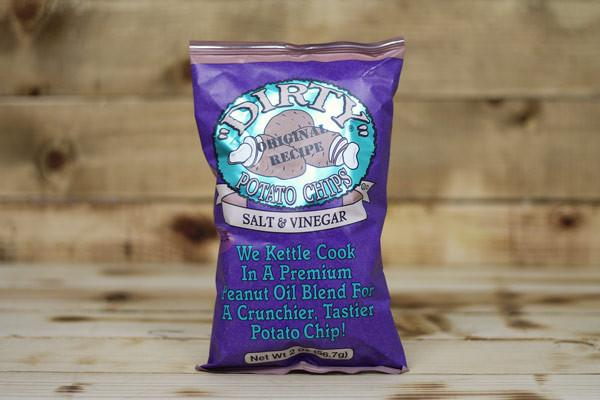 Dirty Potato Chips Sea Salt & Vinegar Potato Chips 2oz Pantry > Cookies, Chips & Snacks