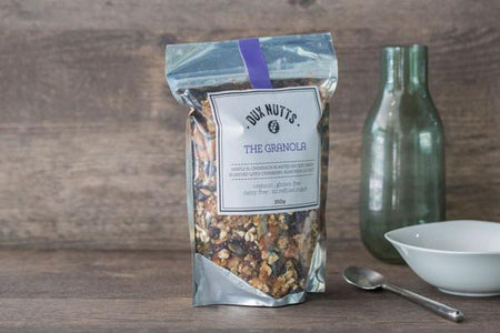 Dux Nutts The Granola Organic Muesli 350g Pantry > Granola, Cereal, Oats & Bars