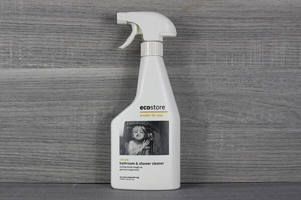 Ecostore Ecostore Bathroom & Shower Cleaner Citrus 500ml Household > Cleaning Products