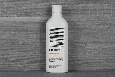 Ecostore Ecostore Body Wash Orange Patchouli 400ml Personal Goods > Skin Care