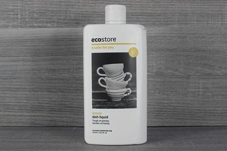 Ecostore Ecostore Dishwash Liquid Lemon 500ml Household > Dish Detergents