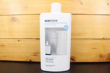 Ecostore Ecostore Dishwash Liquid Ultra Sensitive 500ml Household > More Household