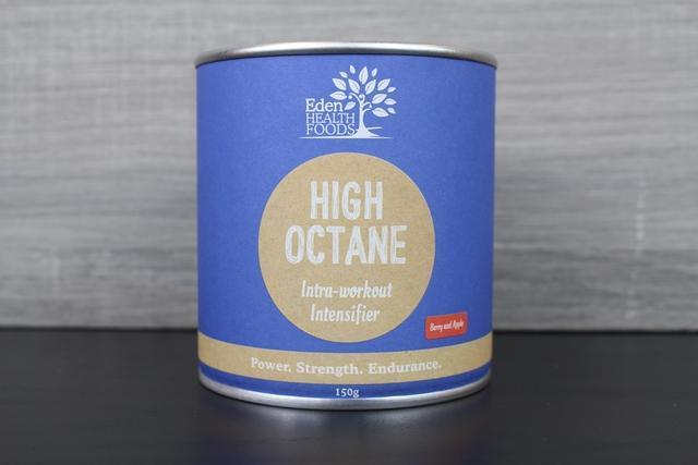 Eden Health Foods High Octane 150g Pantry > Protein Powders & Supplements