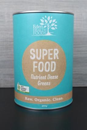Eden Health Foods Supefood 400g Pantry > Protein Powders & Supplements