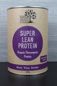 Eden Health Foods Super Lean Protein 400g Pantry > Protein Powders & Supplements