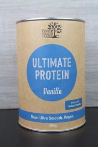 Eden Health Foods Ultimate Protein Vanilla 400g Pantry > Protein Powders & Supplements