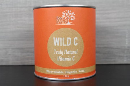 Eden Health Foods Wild C 150g Pantry > Protein Powders & Supplements