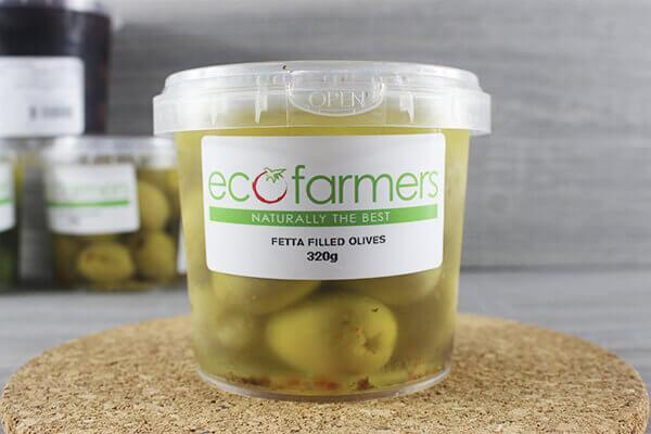 Elegre Fetta Filled Olives 320g Deli > Fresh Antipasto & Olives
