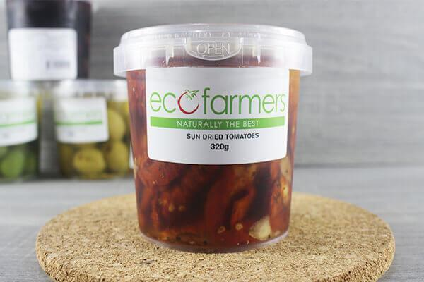 Elegre Semi Sundried Tomatoes 320g Deli > Fresh Antipasto & Olives