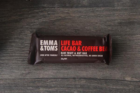 Cacao & Coconut Life Bar 35g