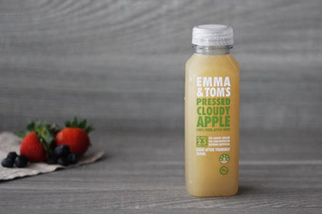 Emma & Tom's Cloudy Apple 350ml* Drinks > Juice, Smoothies & More