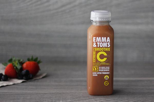 Emma & Tom's Extreme C 350ml* Drinks > Juice, Smoothies & More
