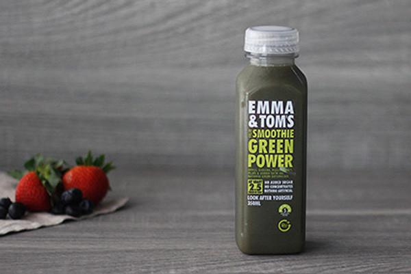 Emma & Tom's Green Power 350ml* Drinks > Juice, Smoothies & More