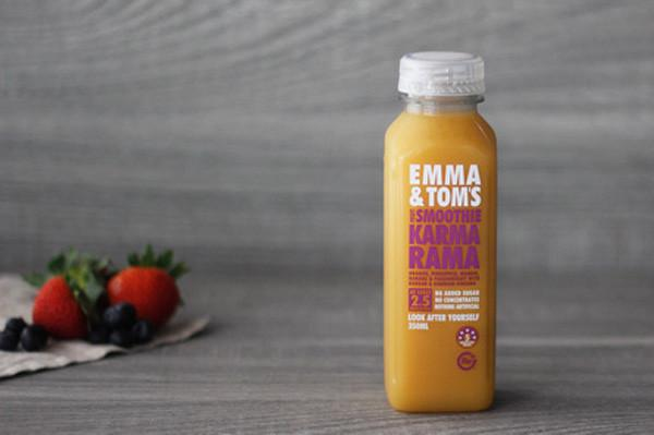 Emma & Tom's Karmarama 350ml* Drinks > Juice, Smoothies & More