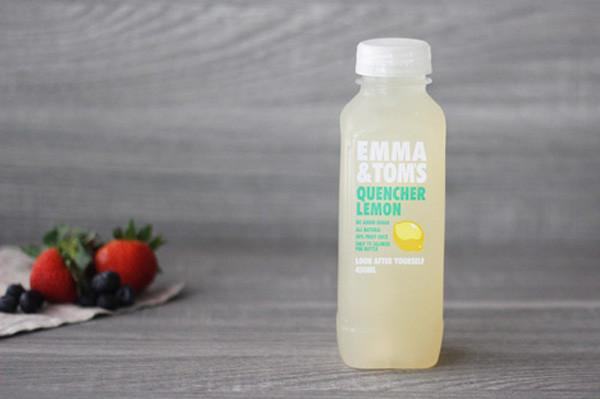 Emma & Tom's Lemon Quencher 450ml* Drinks > Juice, Smoothies & More