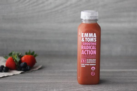 Emma & Tom's Radical Action 350ml* Drinks > Juice, Smoothies & More