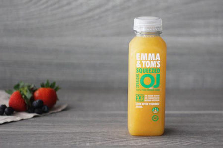 Emma & Tom's Straight OJ 350ml* Drinks > Juice, Smoothies & More