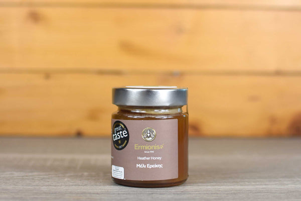 Ermionis Heather Honey 250g Pantry > Nut Butters, Honey & Jam