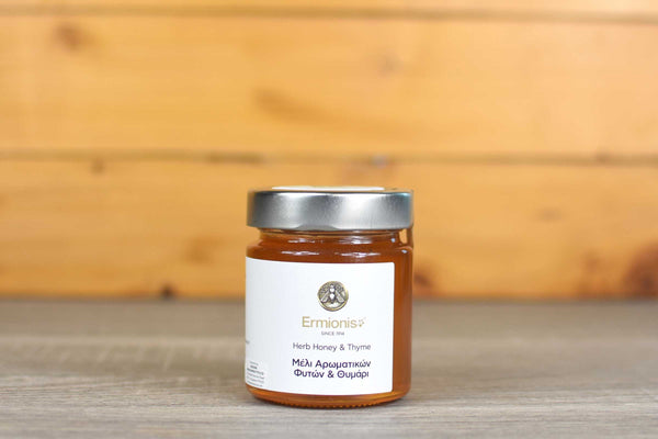 Ermionis Herb & Thyme Ermionis Honey 250g Pantry > Nut Butters, Honey & Jam