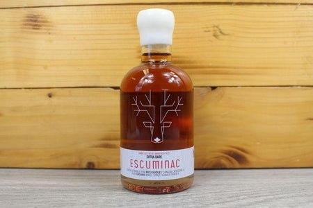 Escuminac Extra Rare Org Maple Syrup 200ml Pantry > Baking & Cooking Ingredients