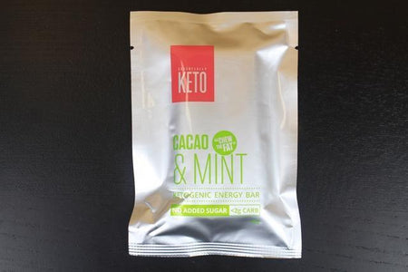 Essentially Keto Cacao Mint 45g Pantry > Granola, Cereal, Oats & Bars