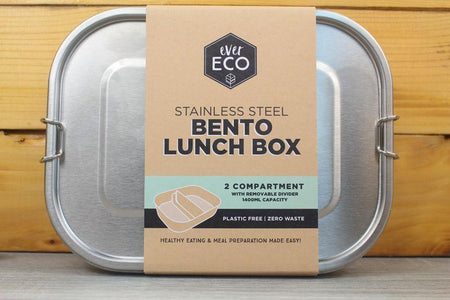 Ever Eco Bento Lunch Box 1.4L Household > Kitchen & Dining
