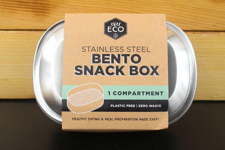 Ever Eco Bento Snack Box 1 Compartment Household > More Household