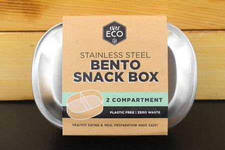 Ever Eco Bento Snack Box 2 Compartment Household > More Household