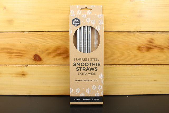 Ever Eco Smoothie Straws STRAIGHT 4pack Household > Utensils