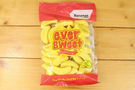 Eversweet Eversweet Bananas 180g Pantry > Confectionery