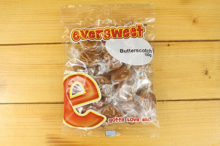 Eversweet Eversweet Butterscotch 150g Pantry > Confectionery