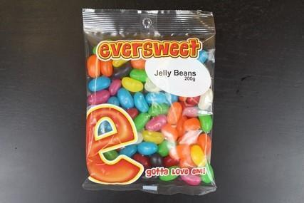 Eversweet Eversweet Jelly Beans 200g Pantry > Confectionery