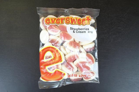 Eversweet Raspberries 250g