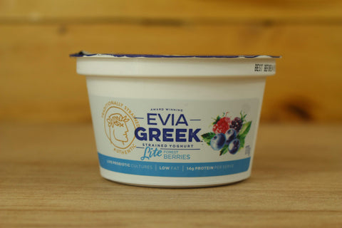 Greek Yoghurt Lite Passionfruit 170g