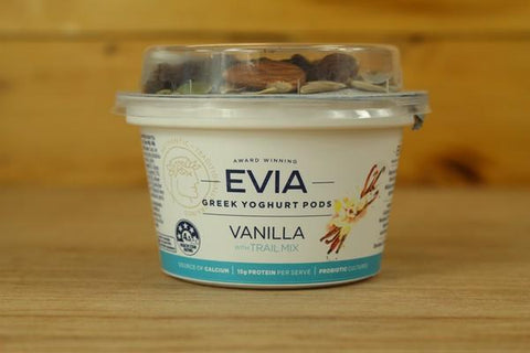 Greek Yoghurt Pod Vanilla with Toasted Muesli 170g