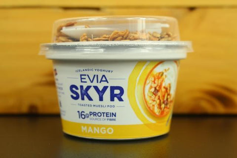 Evia SKYR Forest Berry Pods 170g