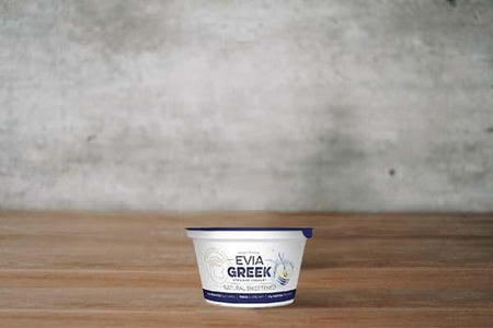 Evia Sweet Full Cream Strained Greek Yoghurt 170g Dairy & Eggs > Yoghurt