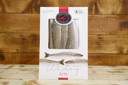 Ferguson Australia King George Whiting Fillet 200g Seafood > Fish