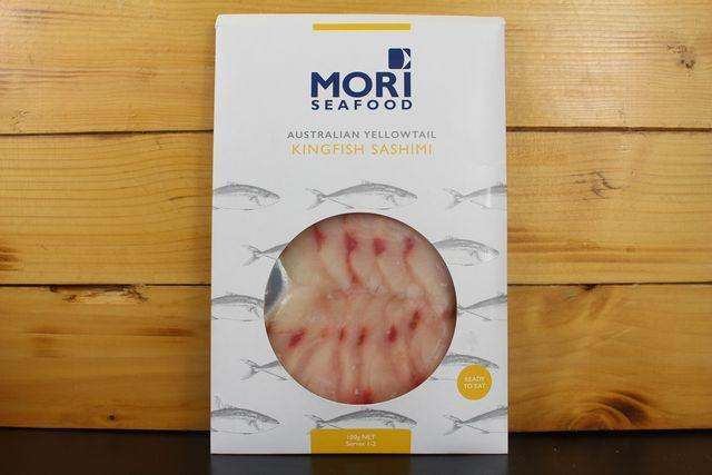 Ferguson Australia Yellowtail Kingfish Sashimi Slices 100g Seafood > Fish