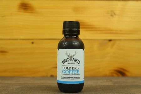 First Press Coffee First Press Cold Drip Coffee 100ml Drinks > Coffee & Tea