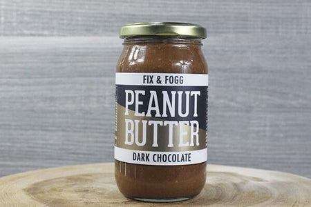 Fix and Fogg FnF Dark Chocolate 375g Pantry > Nut Butters, Honey & Jam