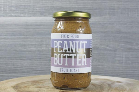 Fix and Fogg Dark Chocolate Peanut Butter 375g