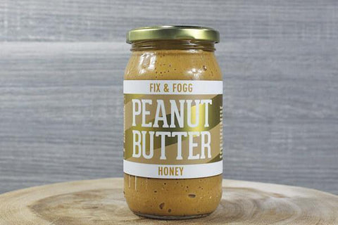 Fix and Fogg Fruit Toast Peanut Butter 375g
