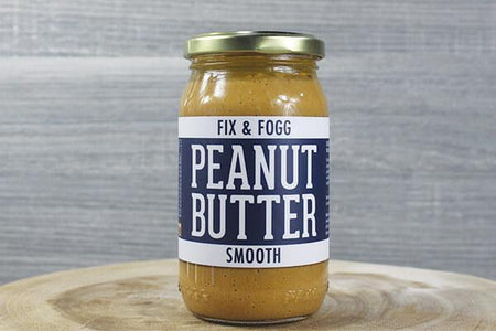 Fix and Fogg FnF Smooth 375g Pantry > Nut Butters, Honey & Jam