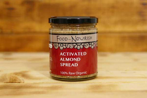 Organic Activated ABC Spread 250g