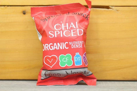 Food To Nourish Organic  Sprouted Snack Chai Spiced 45g Pantry > Granola, Cereal, Oats & Bars