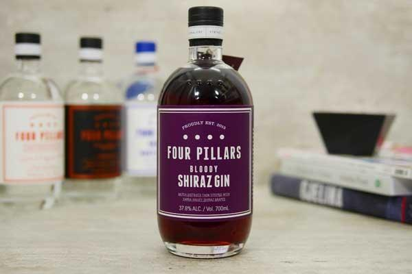 Four Pillars Bloody Shiraz Gin Alcohol > Spirits